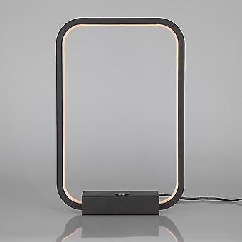 Led Nowoczesna lampa stołowa do sypialni Touch ściemniane biurko