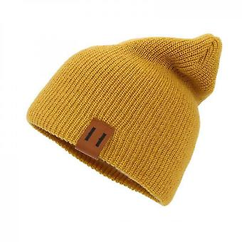 Ear Protection Warm Knitted Hat Unisex