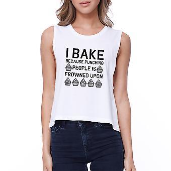 أنا خبز لأن الأبيض النسائي اكمام المحاصيل أعلى أسعار الخبز مضحك