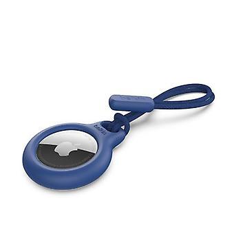 Belkin F8W974btBLU, Boîtier de recherche de clés, Bleu, Résistant aux rayures, 1 pièce, AirTag