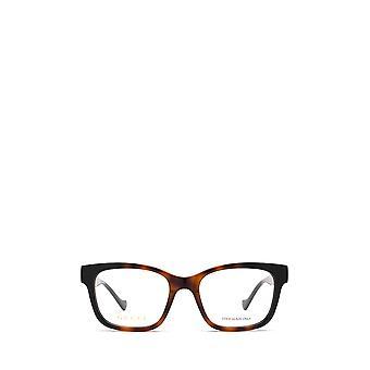 Gucci GG1025O lunettes noires & havana pour femmes