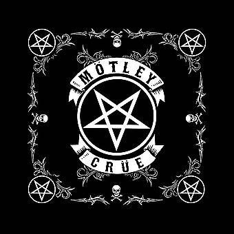 Bandana unisexe crue hétéroclite : pentagramme