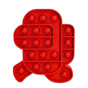 3+ Unter Bubble Pop ist es sensorisches Zappel-Spielzeug zum Stressabbau und gegen Angstzustände(I)