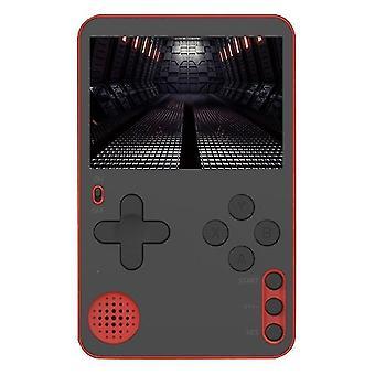 Kapesní herní konzole ultra tenká herní konzole přenosná retro videoherní konzole s vestavěnou 500