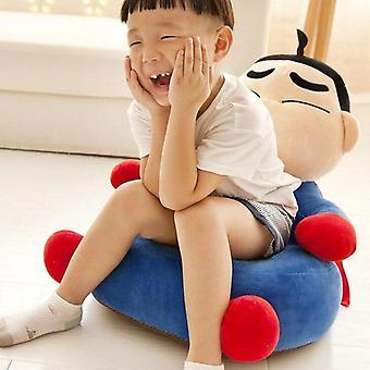 الكرتون ميني أريكة كيس الفول كرسي مع ملء
