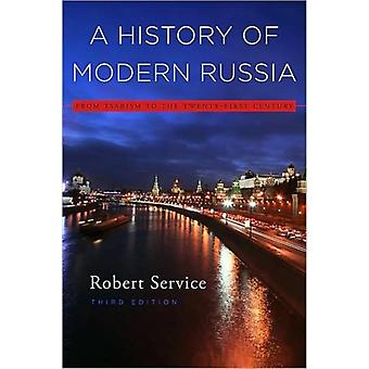A History of Modern Russia  From Tsarism to the TwentyFirst Century Third Edition by R Service
