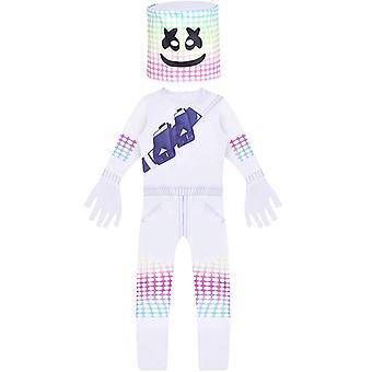 Kids Costumes Halloween Bodysuit Super Hedgehog Mask Cosplay With Gloves