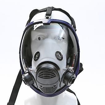 15 In 1 Full Facepiece Gas Respirator Mask