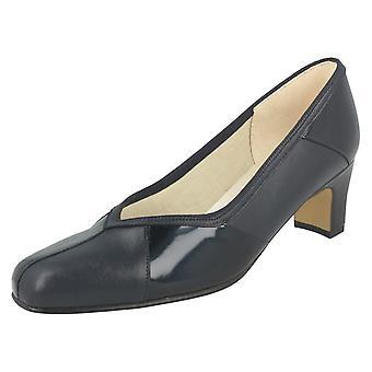 Ladies Nil Simile Narrow Fitting Court Shoes Colorado