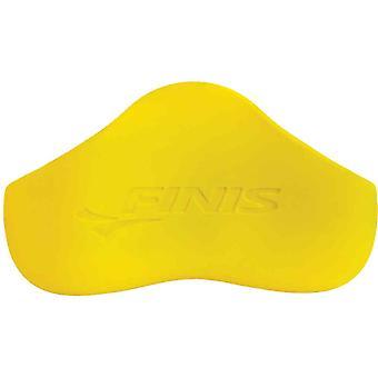 FINIS Axis EVA Foam Dual-Function Swim Training Pull Buoy - Medium - Yellow
