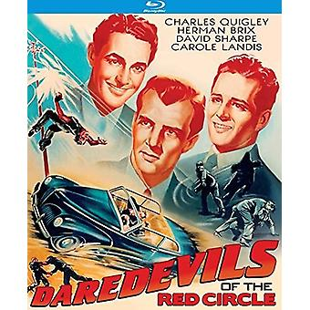 Daredevils of the Red Circle (1939) [Blu-ray] USA import