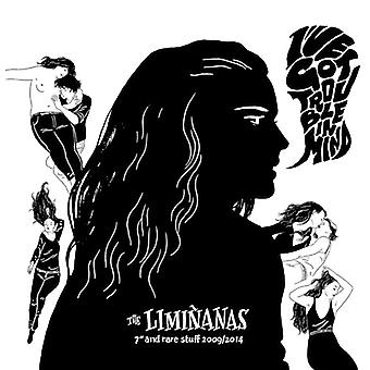 Liminanas - I'Ve Got Trouble in Mind/Rare Stuff 2009-2014 [CD] USA import