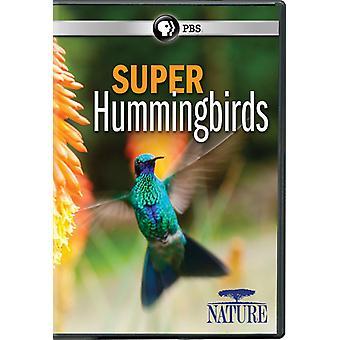 Nature: Super Hummingbirds [DVD] USA import