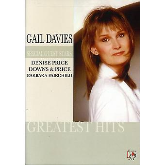 Gail Davies - Greatest Hits [DVD] USA import