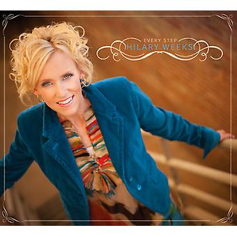 Hilary Weeks - Every Step [CD] USA import