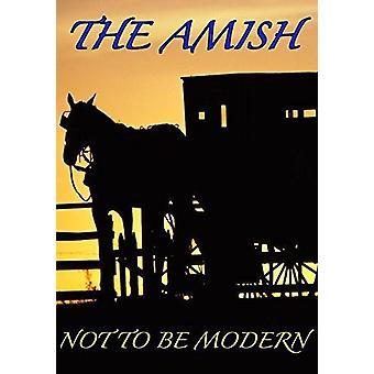 Amish: Ikke å være moderne [DVD] USA importere