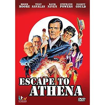 Escape to Athena [DVD] USA import