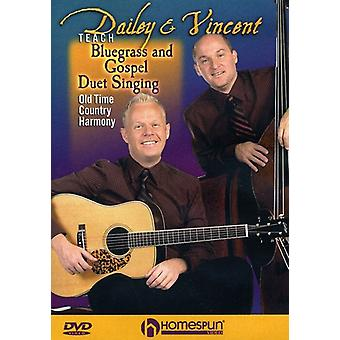 Bluegrass & Gospel Duet Singing - Bluegrass & Gospel Duet Singing [DVD] USA import