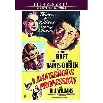 Dangerous Profession [DVD] USA import