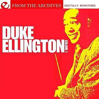 Duke Ellington - Vol. 1-Duke Ellington-von the Archives [CD] USA Import
