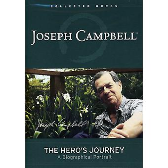 Joseph Campbell-Hero's Journey [DVD] USA import