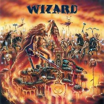 Wizard - Head of the Deceiver [CD] USA import