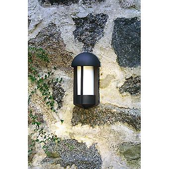 Konstsmide Tyr Matt černá zeď-světlé