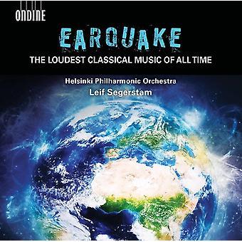 様々 なアーティスト - 地震: 最も大きい古典音楽のすべて [CD] USA 輸入
