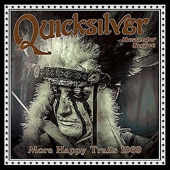 Quicksilver Messenger Service - meer Happy Trails 1969 [CD] USA importeren