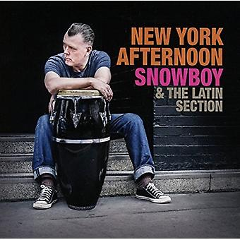 Snowboy & the Latin Section - New York Afternoon [CD] USA import