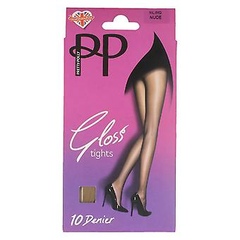 Ladies Pretty Polly Gloss Tights