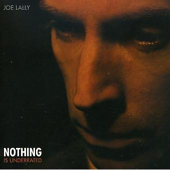 Joe Lally - Nothing Is Underrated [CD] USA import