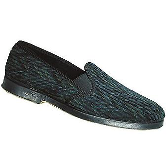 GBS Lonsdale Mens Twin Gusset Slipper / Mens Slippers