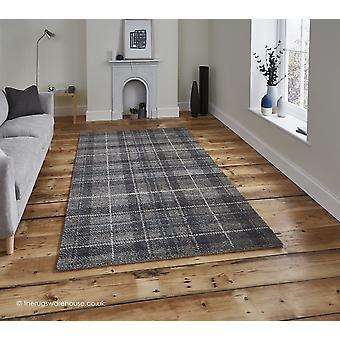 Wellness grijs blauw tapijt