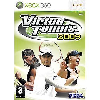 Virtua Tennis 2009 (Xbox 360) - Usine scellée