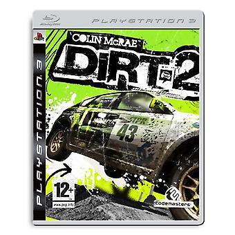 Colin McRae Dirt 2 (PS3) - New