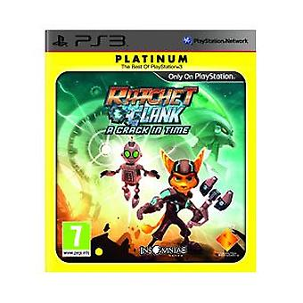 Ratchet und Clank A Crack in Time - Platinum Edition (PS3) - Neu