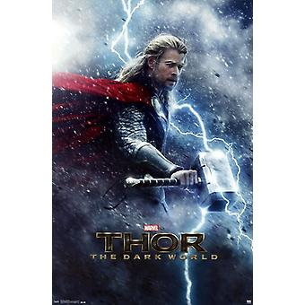 Thor 2-One Sheet Poster drucken