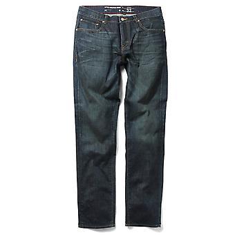 Lrg True Tapered Fit Jeans Worn Vintage