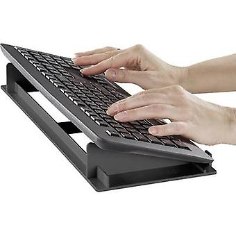 KEHI Keyboard support tray Black