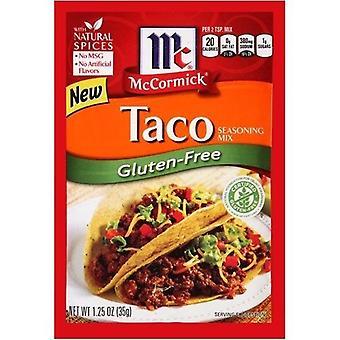 McCormick Gluten freie Taco Seasoning Mix