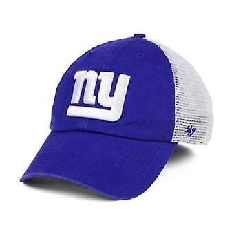 New York Giants NFL marque 47 maille Stretch plus proche équipé Hat