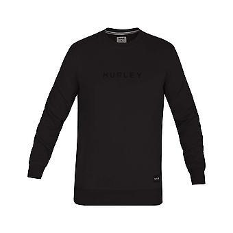 Hurley Atlas Boxed Crew Sweatshirt in Anthrazit