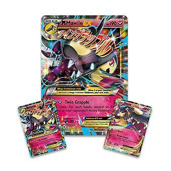 Pokemon TCG Mega Mawile-EX Premium Collectors Box