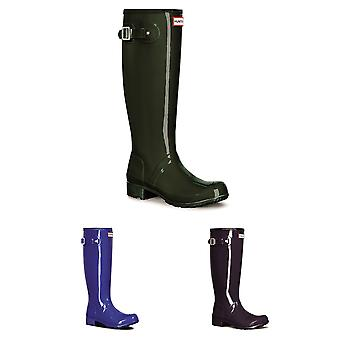 Womens Hunter Original Tour Gloss Winter Snow Waterproof Wellies Boots UK 3-9