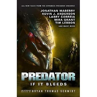 Predator - om det blöder av Andrew Mayne - 9781785655401 boka