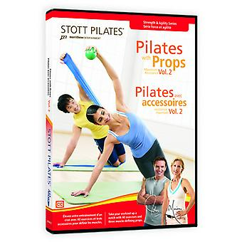 Pilates with Props 2 (Eng/Fre) [DVD] USA import