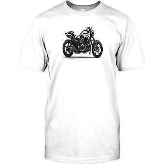 Yamaha VMAX - músculo épica Biker niños T camisa