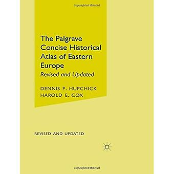 Den Palgrave kortfattad historisk kartboken av Östeuropa