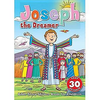 Joseph le rêveur Sticker Book